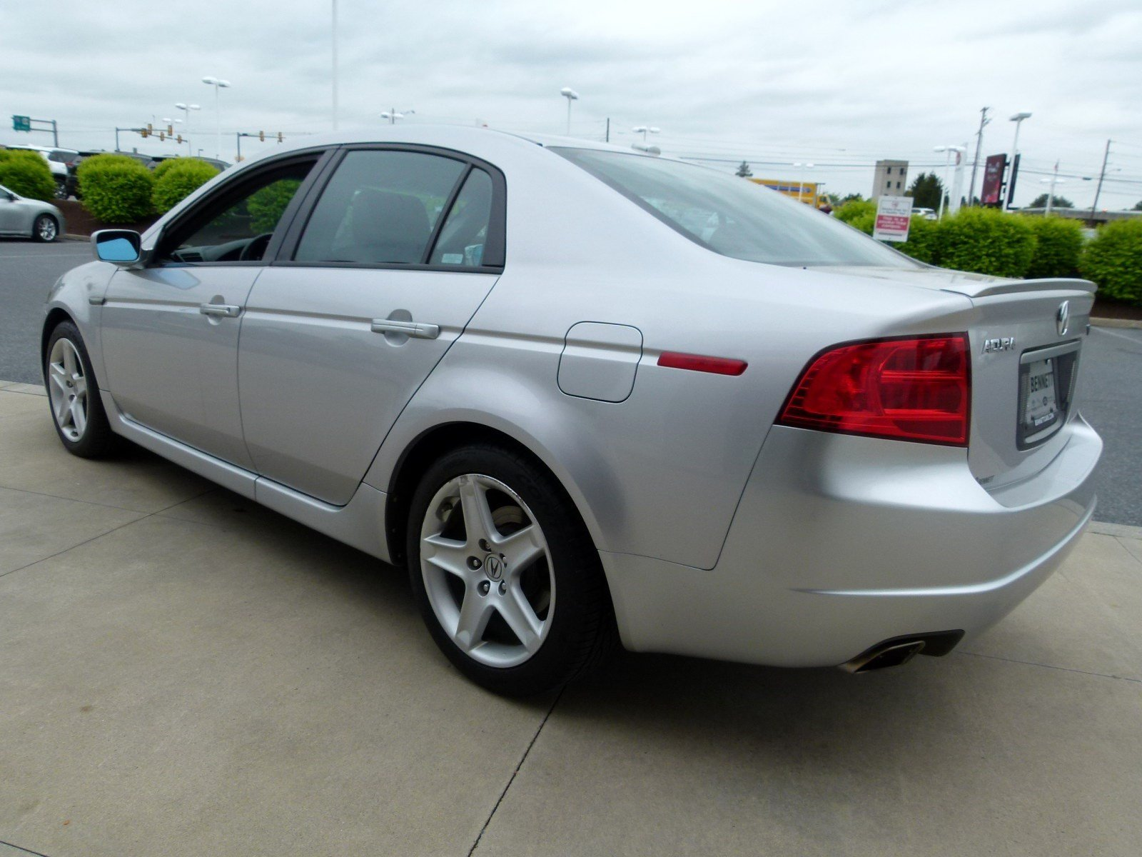 Pre-Owned 2006 Acura TL