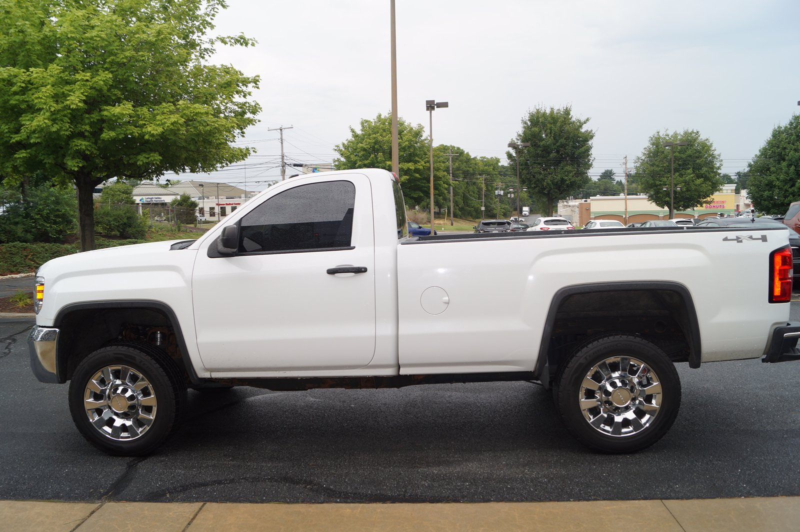 Pre-Owned 2015 GMC Sierra 2500HD available WiFi Base