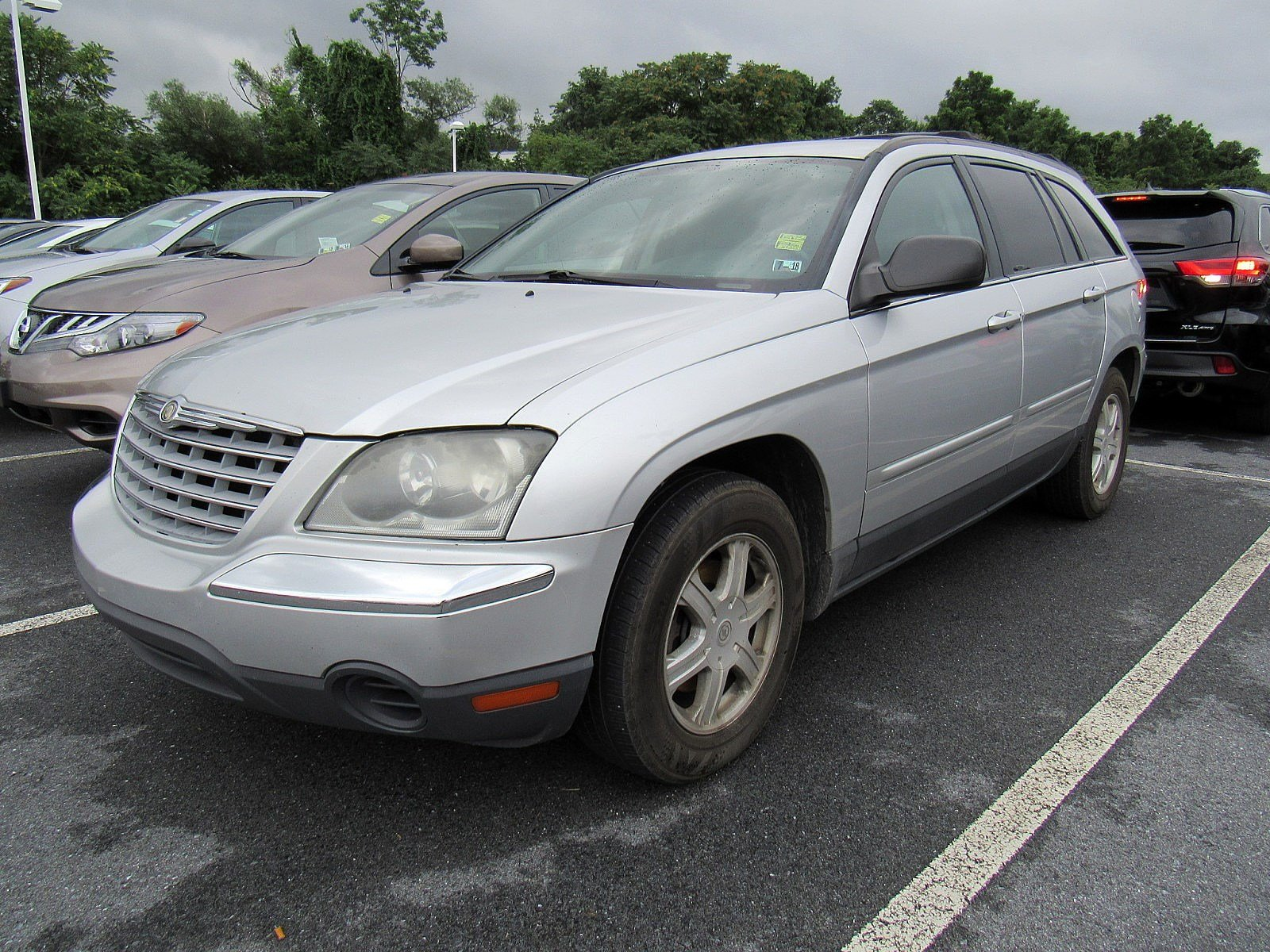 New 2006 Chrysler Pacifica Touring