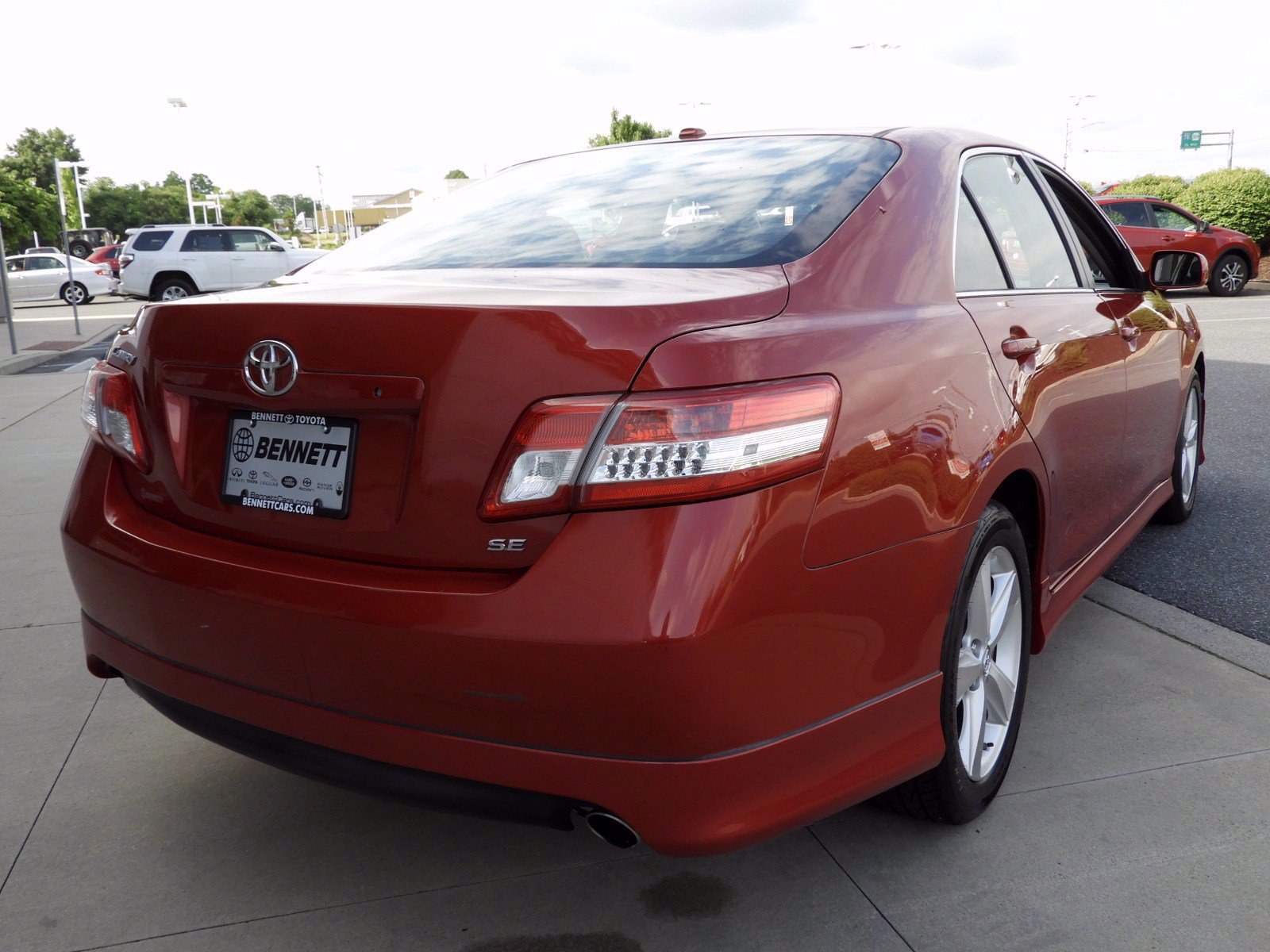 Pre-Owned 2010 Toyota Camry SE