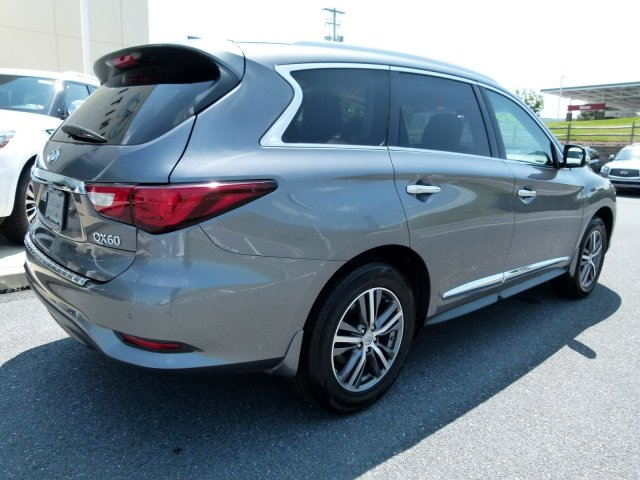 Certified Pre-Owned 2016 INFINITI QX60 4DR AWD