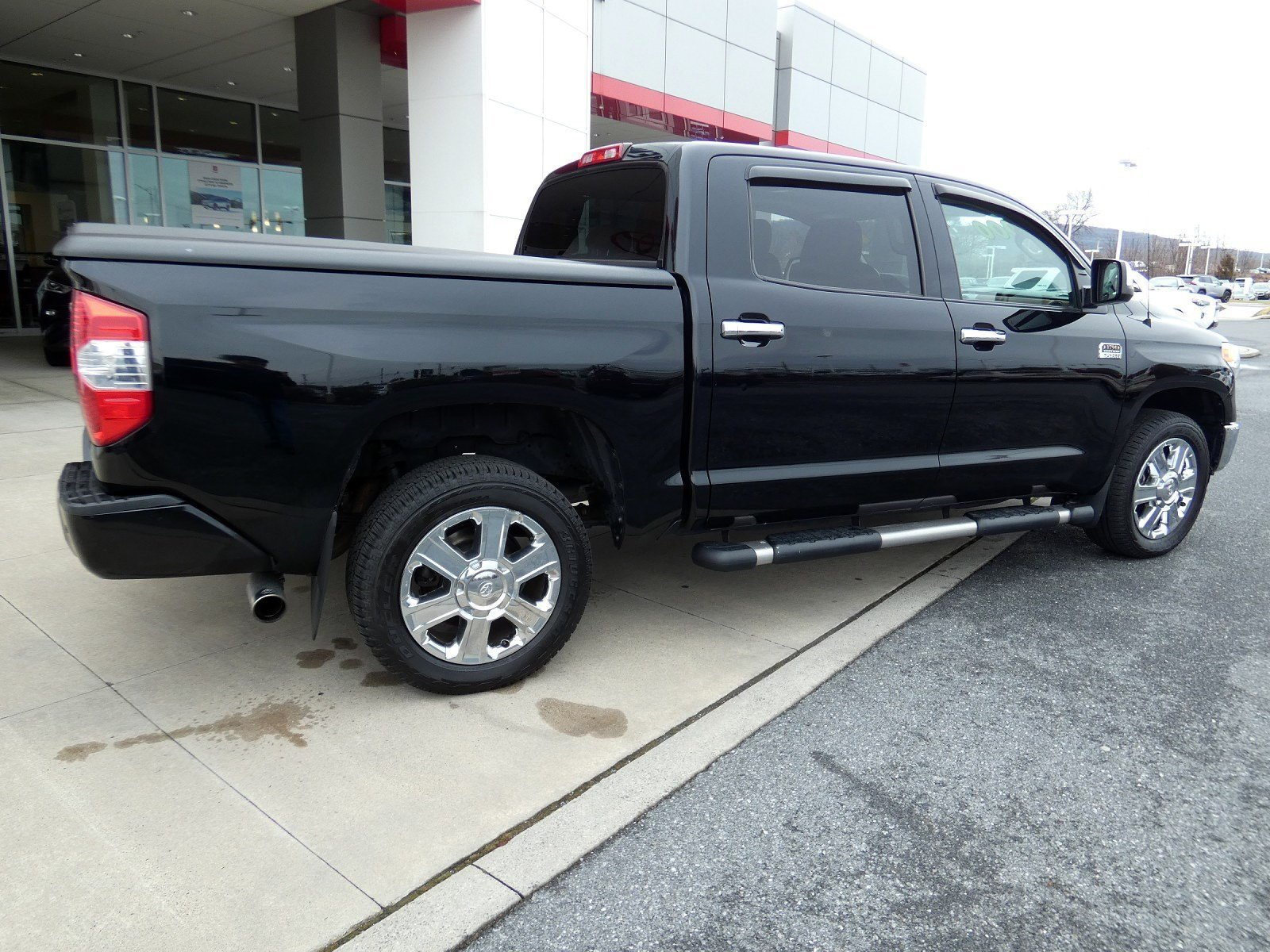 Pre-Owned 2015 Toyota Tundra 4WD Truck 1794