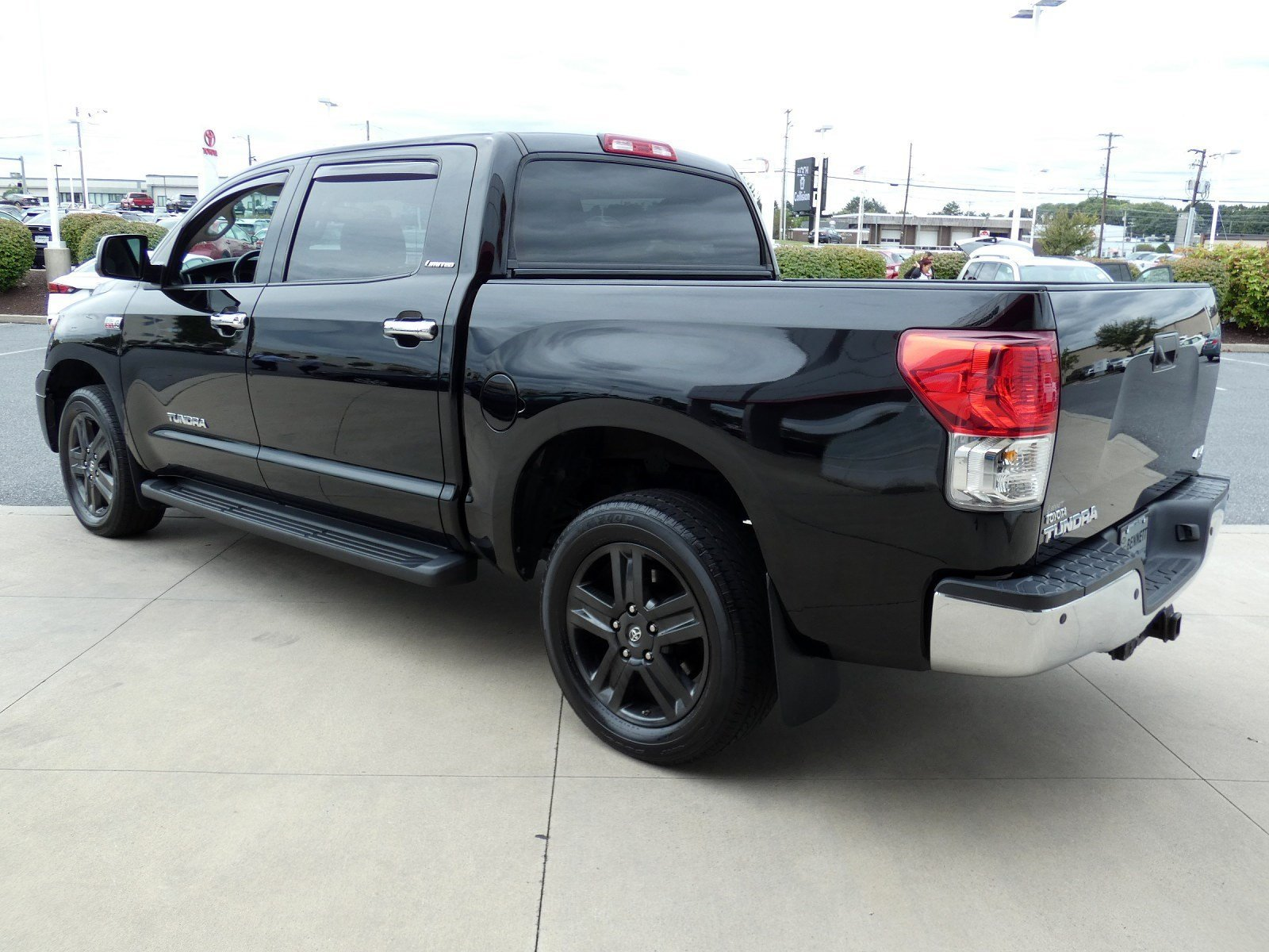 Certified Pre-Owned 2013 Toyota Tundra 4WD Truck LTD