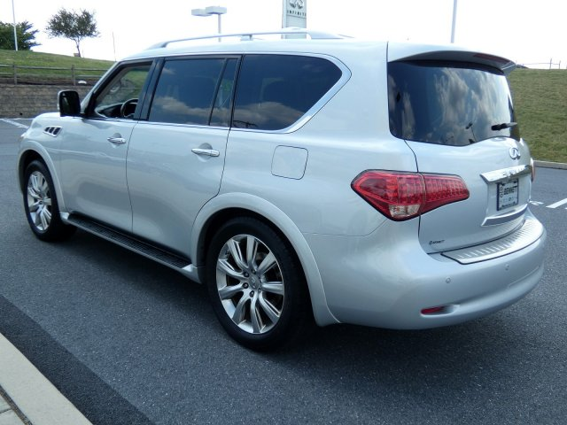 Pre-Owned 2013 INFINITI QX56 4DR 4WD