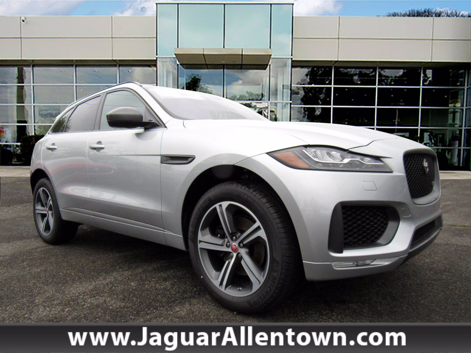 New 2020 Jaguar F-PACE 300 Sport Limited Edition