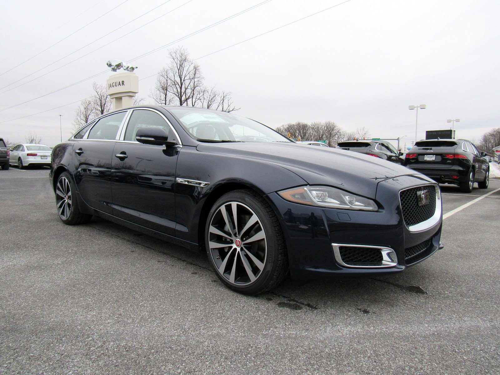 New 2019 Jaguar XJ XJ50 V6