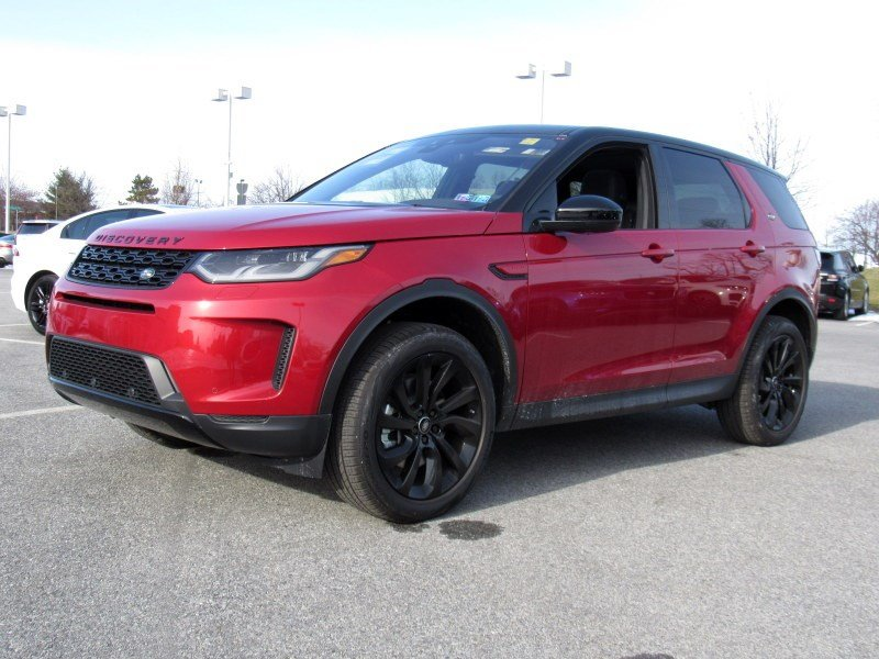 New 2020 Land Rover Discovery Sport SE