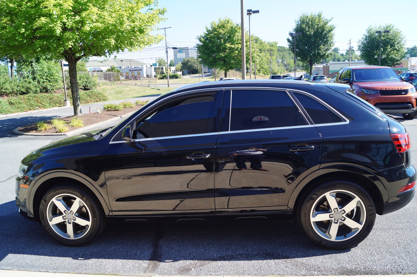 Pre-Owned 2015 Audi Q3 2.0T Premium Plus