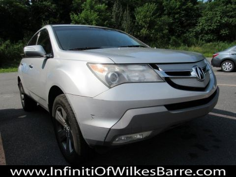 Pre-Owned 2008 Acura MDX Sport Pkg