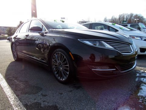 Pre-Owned 2014 Lincoln MKZ 4DR SDN AWD