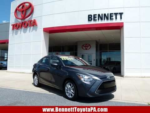 Certified Pre-Owned 2018 Toyota Yaris iA Auto