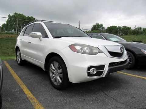 Pre-Owned 2012 Acura RDX 4DR AWD