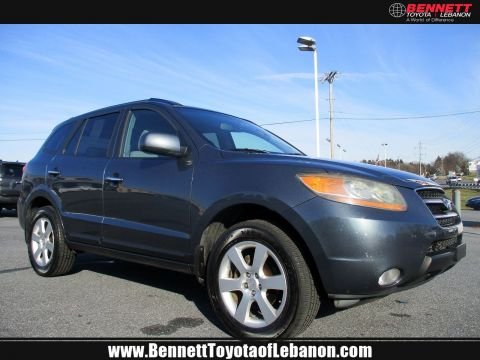 Pre-Owned 2007 Hyundai Santa Fe Limited