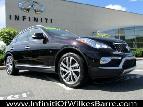Pre-Owned 2016 INFINITI QX50 AWD 4DR