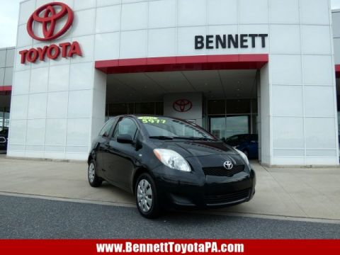 Pre-Owned 2010 Toyota Yaris 3dr LB Auto