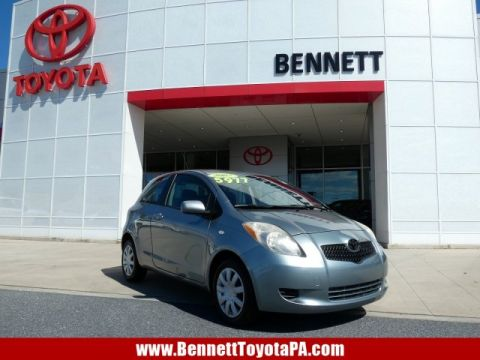 Pre-Owned 2007 Toyota Yaris 3dr HB Auto