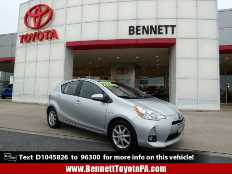 Pre-Owned 2013 Toyota Prius c Four