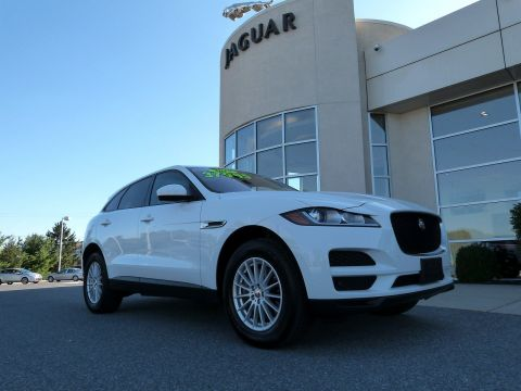 Certified Pre-Owned 2017 Jaguar F-PACE 35t