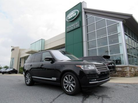 Certified Pre-Owned 2016 Land Rover Range Rover 4DR 4WD