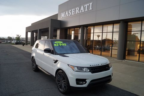 Pre-Owned 2017 Land Rover Range Rover Sport Dynamic