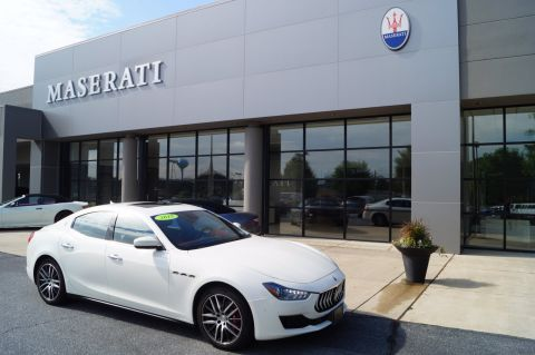 Certified Pre-Owned 2018 Maserati Ghibli S Q4