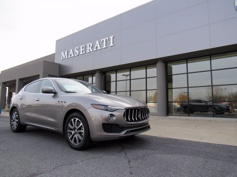 New 2019 Maserati Levante LEVANTE 350 HP